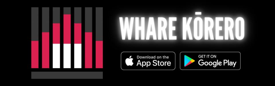 Whare Korero App